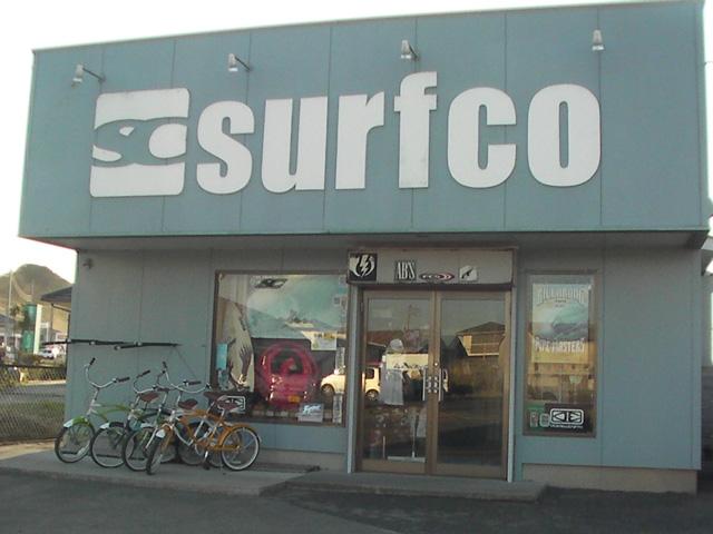 SURFCO(サーフコ)