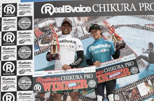 JPSA RealBvoice 2012 Chikura Pro