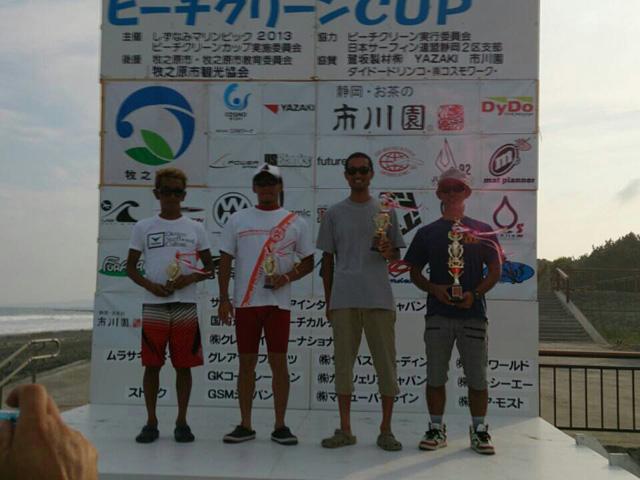 古川智也がマリンピック、シニアクラスにて見事優勝!