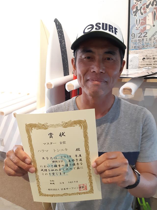 【速報】全日本選手権、静岡2区支部予選