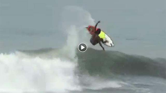 Mega Artana「Delta Surfboard」のテストライド映像!